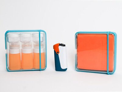 Travel Kit + Toothbrush + Towel