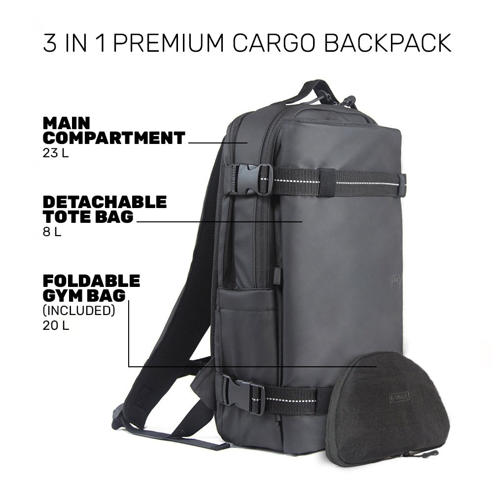 Banale Backpack Pro